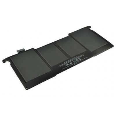 2-power batterij: Laptop, Lithium polymer, 7.3 V, 5200 mAh, 336 g, Rectangular - Zwart