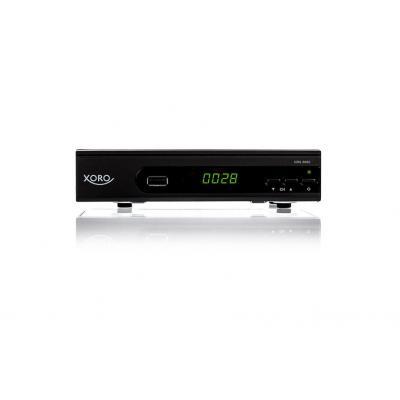 Xoro HRS 8660 SMART Reciever - Zwart