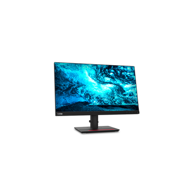 Lenovo ThinkVision T23i-20 Monitor - Zwart