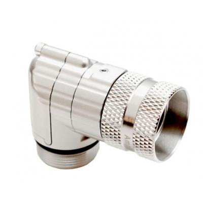 Amphenol elektrische standaardconnector: 17P, IP67 - Zilver