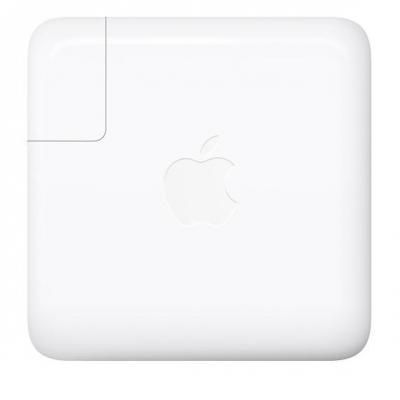Apple netvoeding: USB‑C-lichtnetadapter van 87 W - Wit