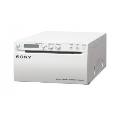 Sony : Direct thermal printing, 325 dp, 8 bits (256 levels), USB 2.0 - Zwart