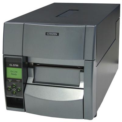 Citizen CL-S700II Labelprinter - Grijs
