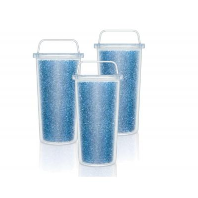 Philips water filter: IronCare Antikalkcartridge GC025/00 - Blauw