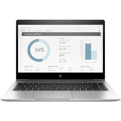 "HP EliteBook 830 G5 13.3"" i5 8GB RAM 256GB SSD Laptop - Zilver"