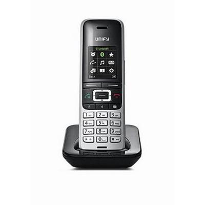 Unify ip telefoon: OpenScape S5 - Zwart, Zilver