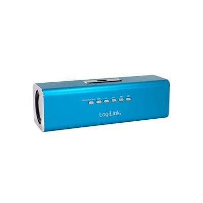 LogiLink SP0038B draagbare luidspreker