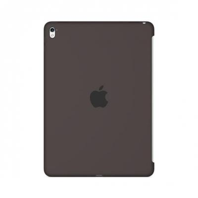 Apple tablet case: Siliconenhoes voor 9,7-inch iPad Pro - Cacao - Blauw