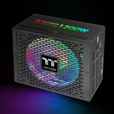 Thermaltake Toughpower PF1 Power supply unit - Zwart