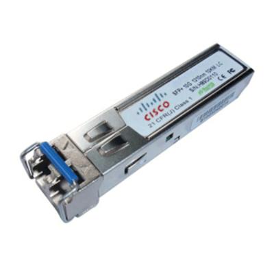 Cisco netwerk tranceiver module: SFP+, SR, C-Temp