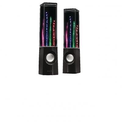 Sweex Speaker: 2.0 luidspreker, USB, 3.5 mm - Zwart