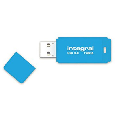 Integral NEON 3.0 USB flash drive - Blauw