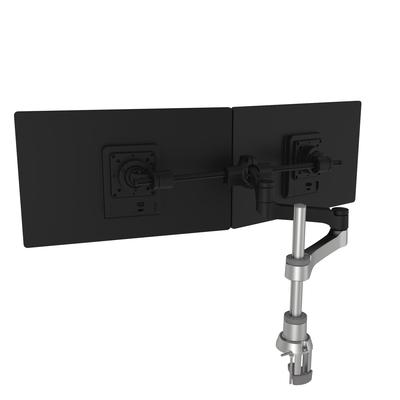R-Go Tools R-Go Zepher C2 Circulaire Smartbar 2 schermen Bureaubevestiging, verstelbaar, 0-8 kg, .....