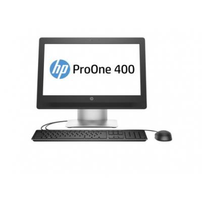 Hp all-in-one pc: ProOne 400 G2 - Intel Core i3 - 1TB - Zilver