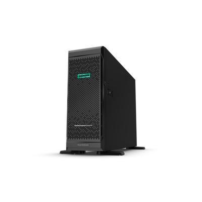 Hewlett Packard Enterprise server: ProLiant ML350 Gen10 4110 +16GB + 2x300GB + PSU bundle