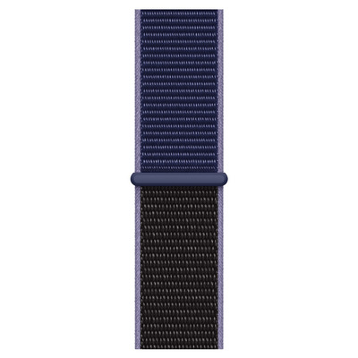 Apple Geweven sportbandje - Middernachtblauw (40 mm)