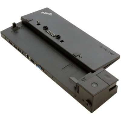 Lenovo 04W3949 Docking station - Zwart