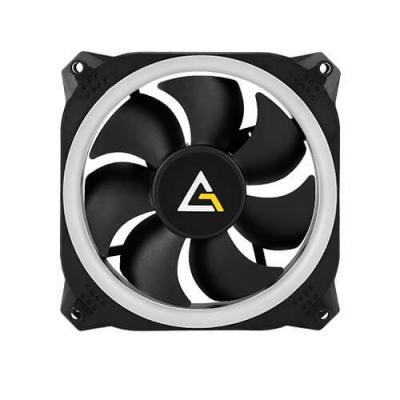 Antec Prizm 120 RGB Hardware koeling - Zwart, Wit