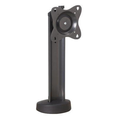 Chief Small Security Bolt-Down Table Stand Monitorarm - Zwart