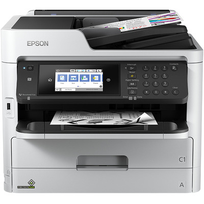 Epson WorkForce Pro WF-M5799DWF Multifunctional - Wit