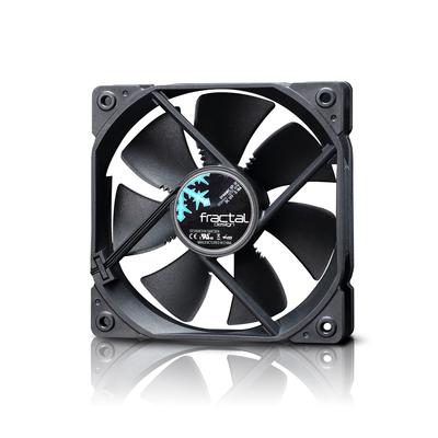 Fractal Design Dynamic GP-12 Black Hardware koeling - Zwart