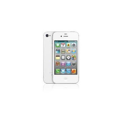 Apple smartphone: iPhone 4s 16GB Wit   Refurbished   Licht gebruikt - White