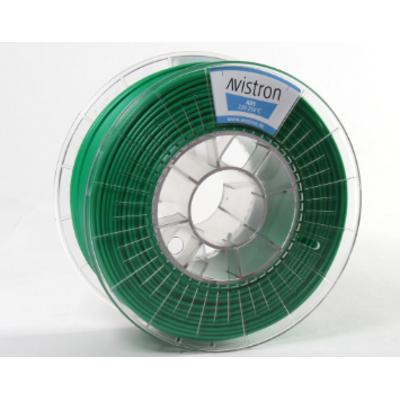 Avistron AV-ABS285-DG 3D printing material - Groen