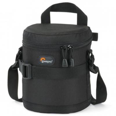 Lowepro optische case: Lens Case 11 x 14cm - Zwart