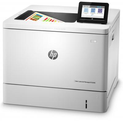 Hp laserprinter: Color LaserJet Managed E55040dw