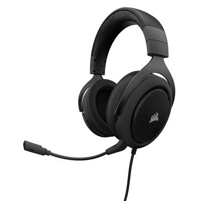 Corsair HS60 Headset - Zwart, Koolstof