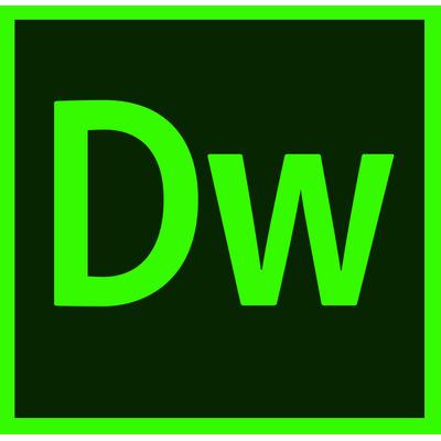 Adobe Dreamweaver CC Software licentie