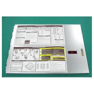 Hewlett Packard Enterprise Access panel - For 8-bay SFF and LFF Montagekit