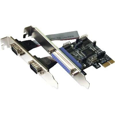 Dawicontrol DC-9112 PCIe interfaceadapter