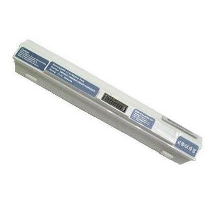Acer batterij: 6-cell 4400mAh Li-Ion Battery - Wit
