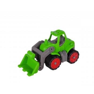 Big toy vehicle: Power-Worker Mini Tractor - Groen