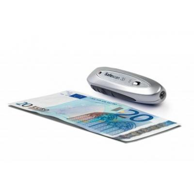 Safescan 35 Vals geld detector - Grijs, Zilver