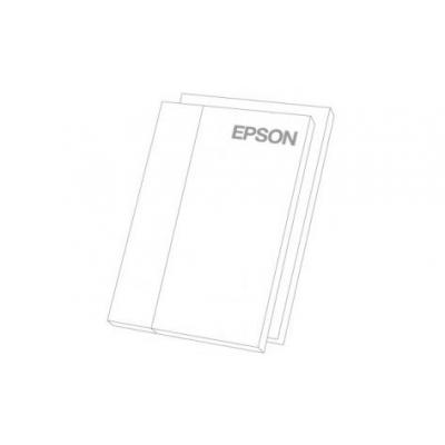 Epson papier: Production Canvas Matte 914mm x 12.2m - Wit