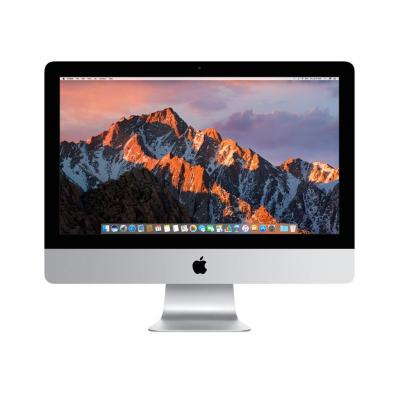 "Apple iMac 21.5"" Retina 4K 3.0GHz quad-core i5 all-in-one pc - Zilver"