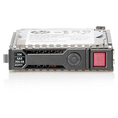 "Hewlett Packard Enterprise 4TB 3.5"" 6G SATA 7.2k Interne harde schijf"