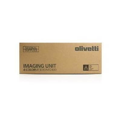 Olivetti for d-Color MF2400/MF3000, Black, 30000 Pages Toner - Zwart