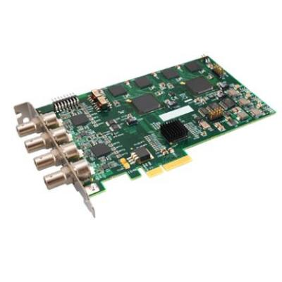 Datapath video capture board: PCI Express x4, 4 BNC, 3Gb/s, up to 2048x1556