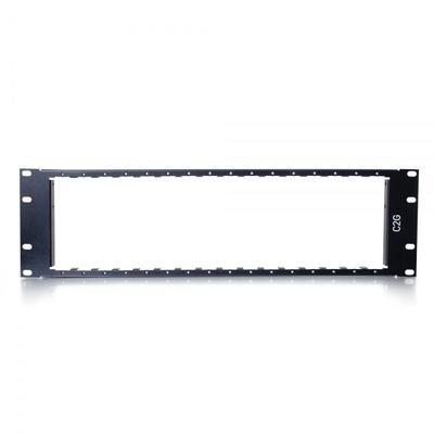 C2G 16-Poorts rekmontage voor HDMI® over IP-verlengers Rack toebehoren