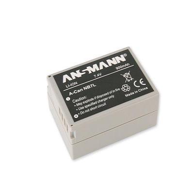 Ansmann A-Can NB 7L - Zwart