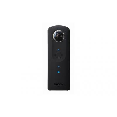 Pentax digitale videocamera: RICOH THETA S - Zwart