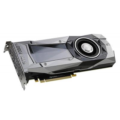 Evga videokaart: GeForce GTX 1080 Ti Founders Edition