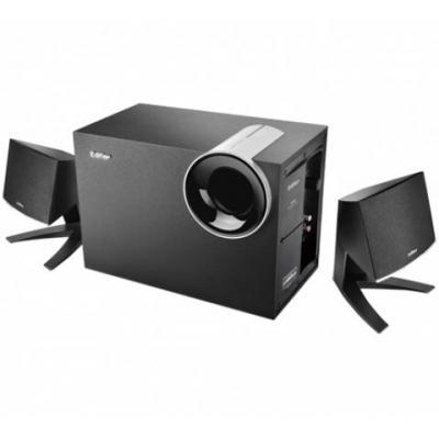 Edifier luidspreker set: M1380 black 2.1 Speaker 28W - Zwart