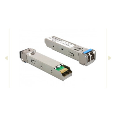 DeLOCK SFP 1000Base-LX SM 1310nm DDM Netwerk tranceiver module