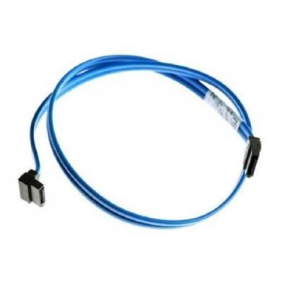 Hp ATA kabel: SATA drive dual device cable - Connectors 7-pin straight to 7-pin straight, 17.7-in long
