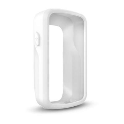 Garmin : White, Silicone - Wit