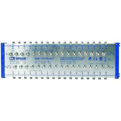 Spaun AZR 172170/10 F Kabel splitter of combiner - Blauw